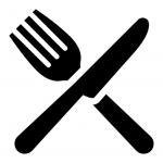 Chickenwings mit Salsa und Gemüse (12 SP)